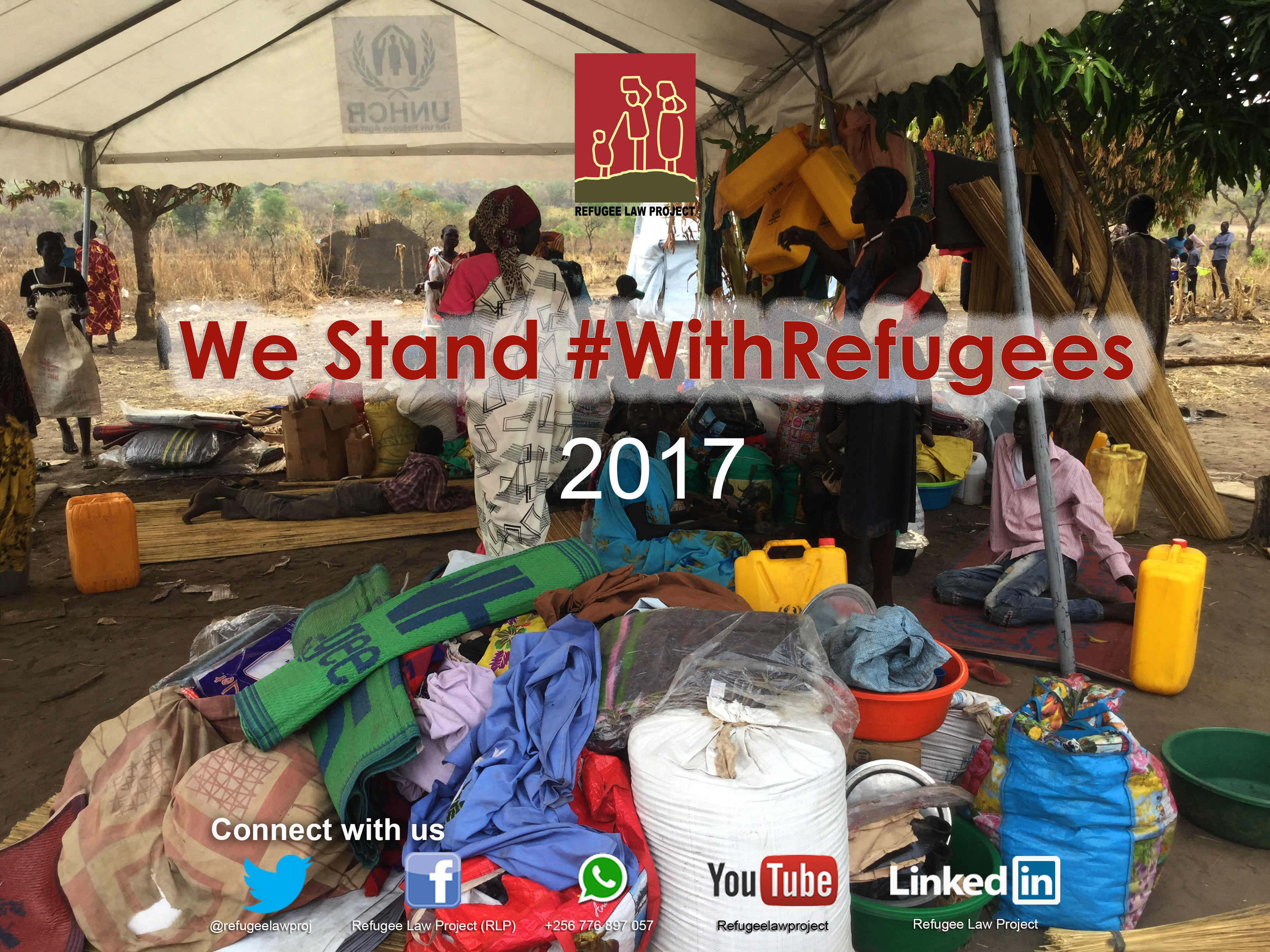 refugee law project The refugee law project (rlp) was established in 1999 to provide legal aid to asylum seekers and refugees in uganda.
